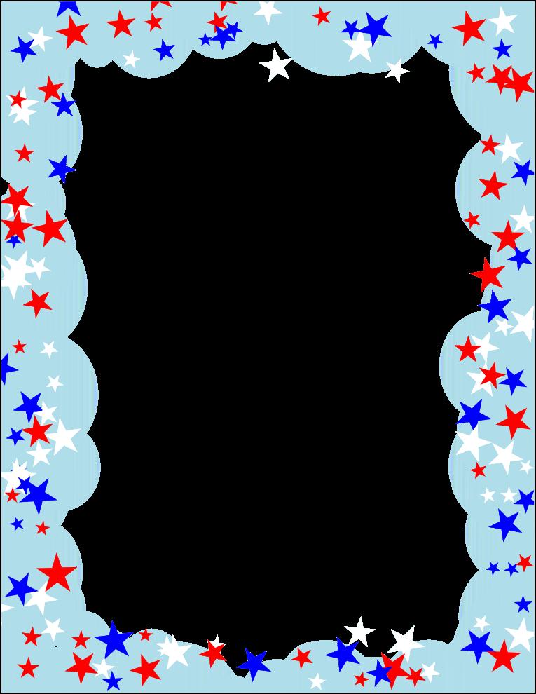 Free star bubble cliparts. Voting clipart border