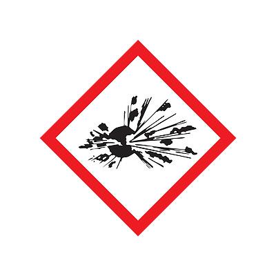 Explosion clipart gas bomb. Ghs exploding pictogram labels