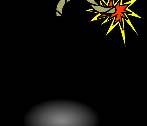 Explosion clipart hydrogen bomb. Boom clip art download