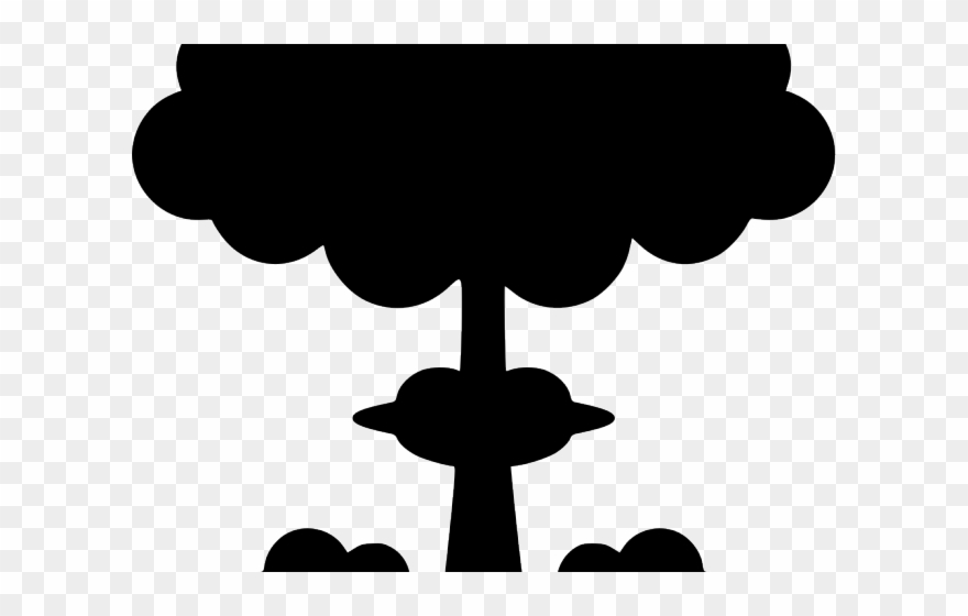 Explosion clipart nuclear disaster. Pollution
