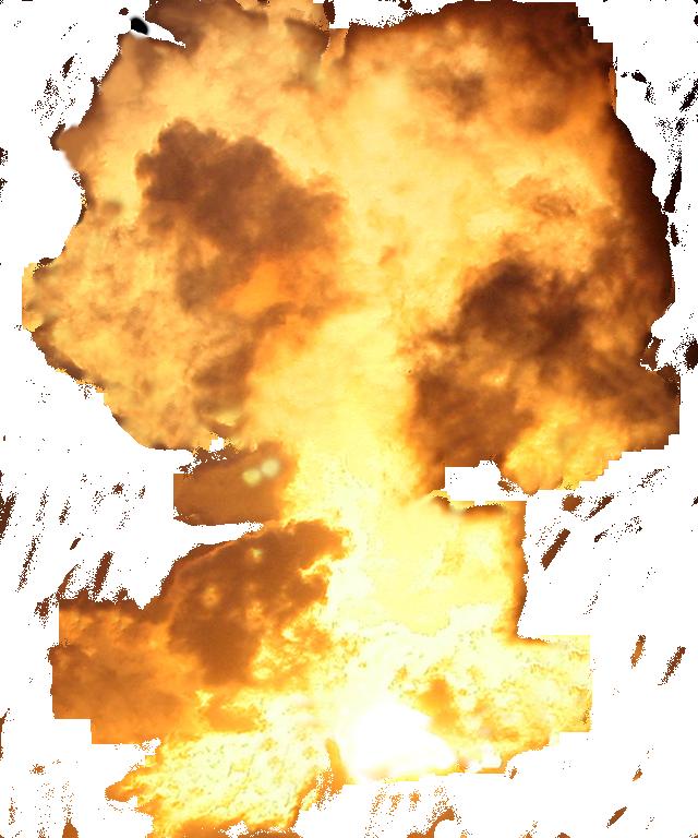 Flames clipart realistic explosion. Png hd transparent images