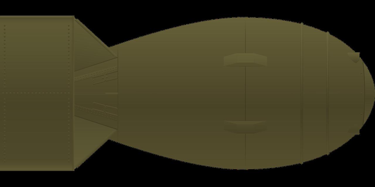 Nuke ww2 bomb