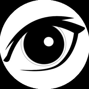Clip art at clker. Eye clipart