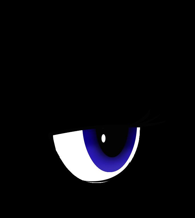 Eye clipart animation. Blinking gif by ponycakesofsweetness