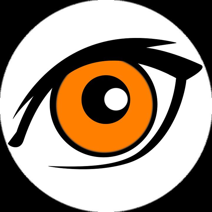 Shut eye cliparts shop. Eyeballs clipart pyramid