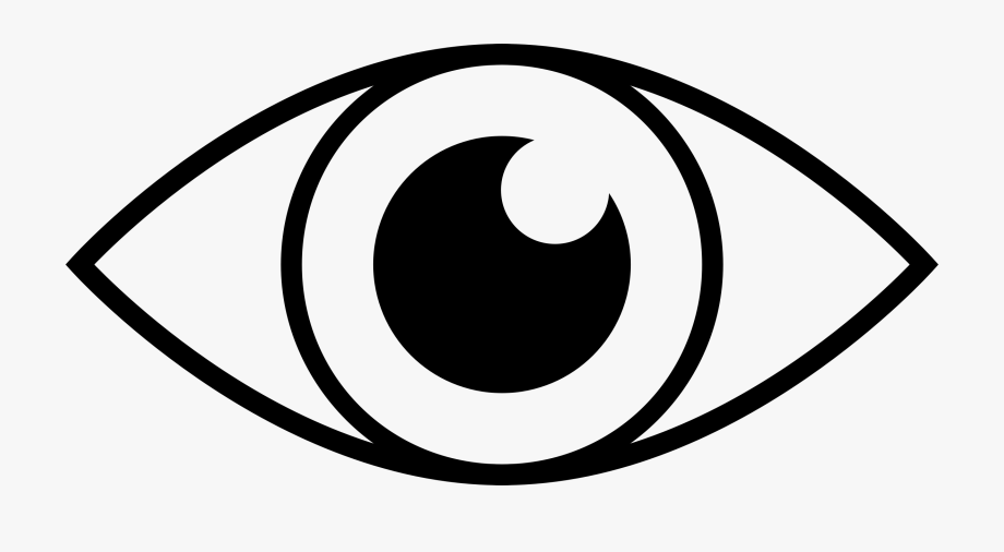 Eye clipart black and white. Eyes png line drawing