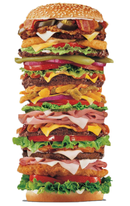 Sandwich hamburger