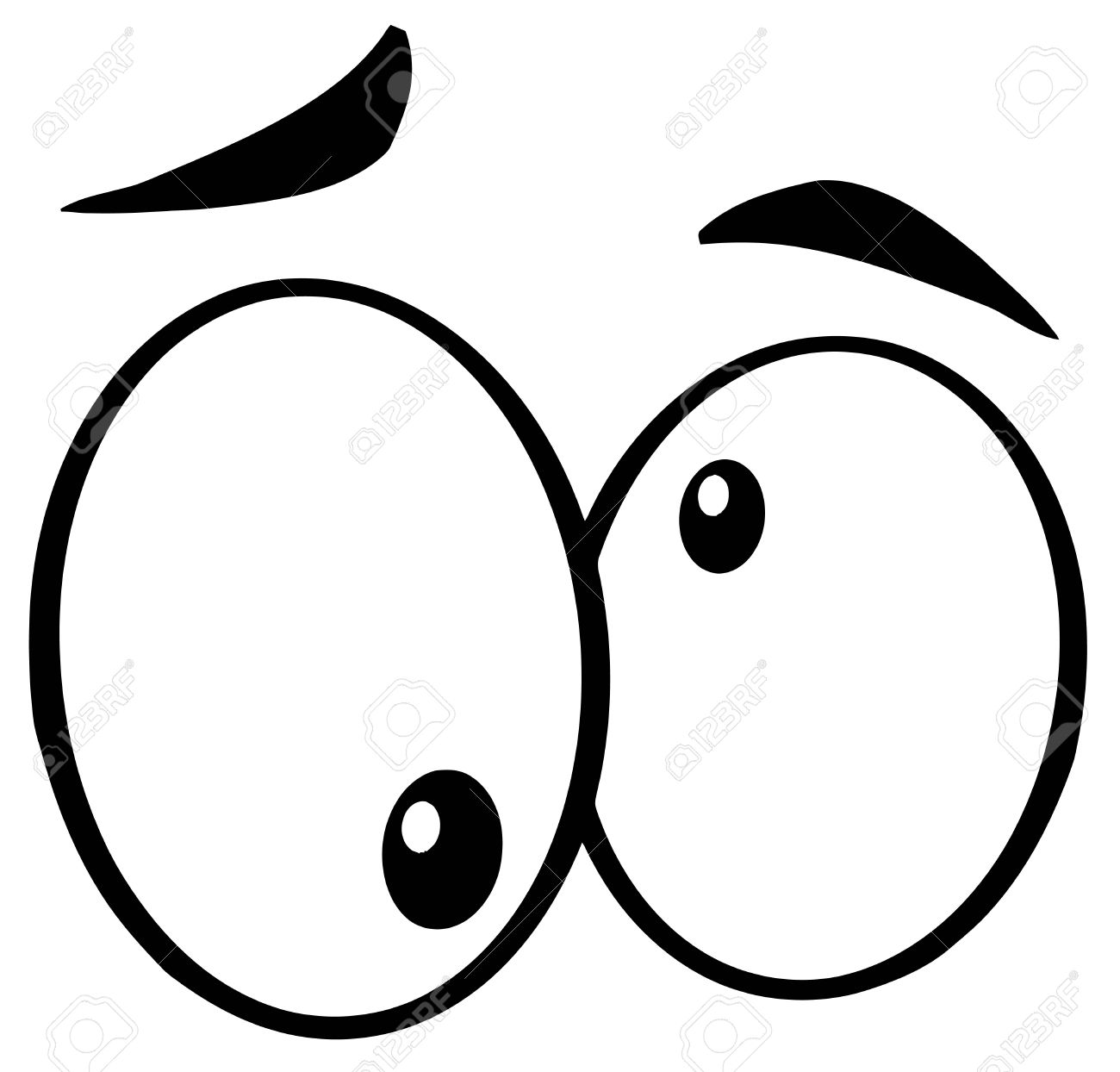 Eye clipart character. Googly eyes google search