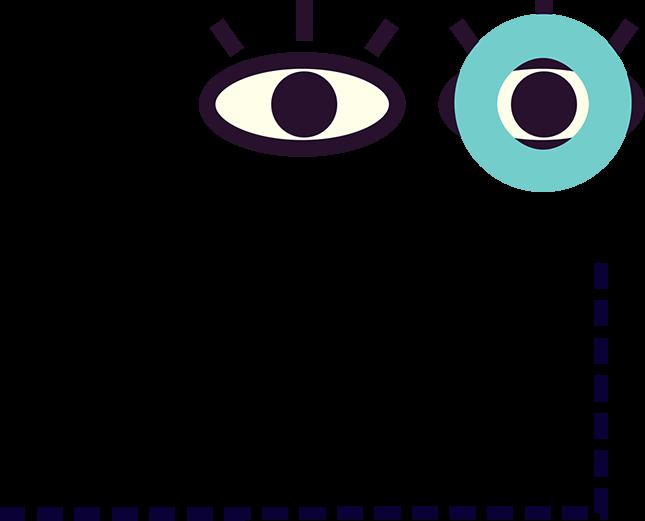 Cool tricks national institute. Eye clipart children's