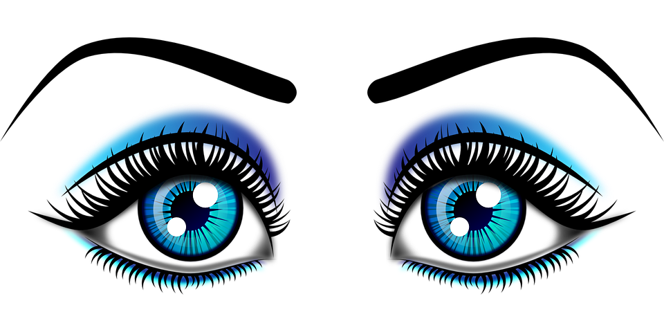 Eyeballs clipart eye forward. Services offered by estheticians