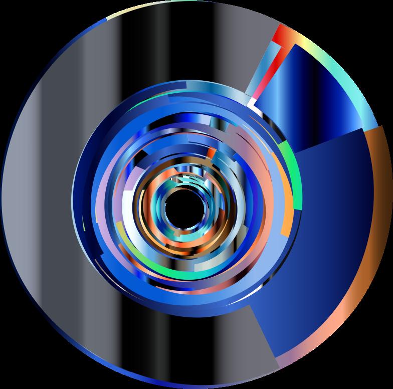 Cybernetic eye medium image. Eyeballs clipart robot