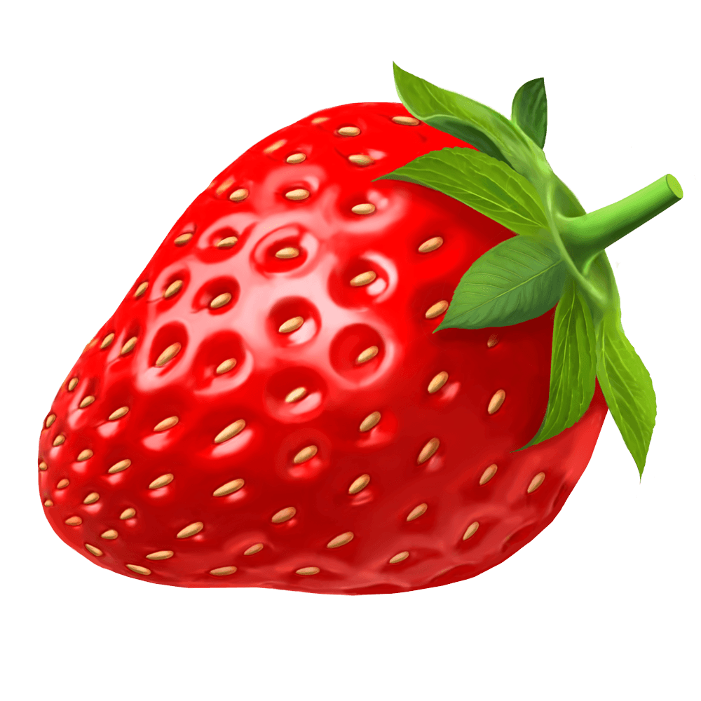 Strawberries clipart face. Download strawberry png images