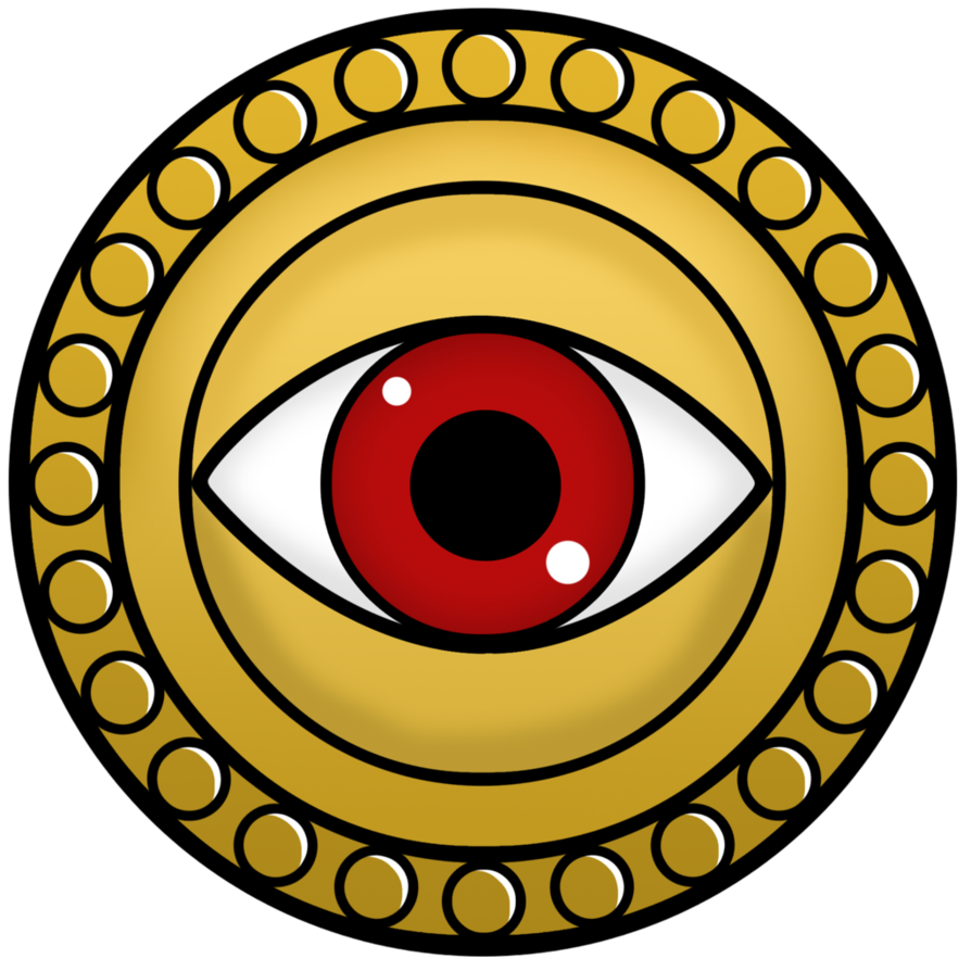 Sunny clipart red. Doctor strange eye of