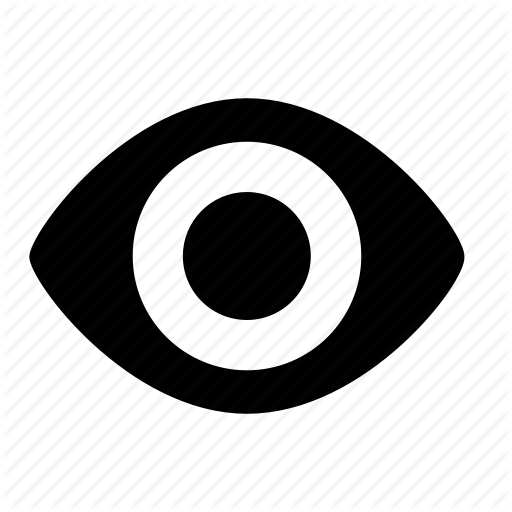 Eye icon png. Cosmo medicine by icojam