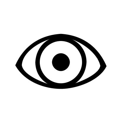 Eye google search pinterest. Eyeball clipart