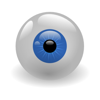 Eyeball clipart. Free eyes animations and