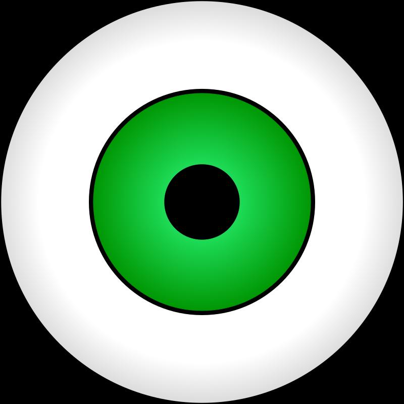 Eyeballs clipart alien. Olhos verdes green eye