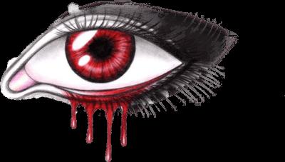 Cliparts zone . Eyeball clipart bloody
