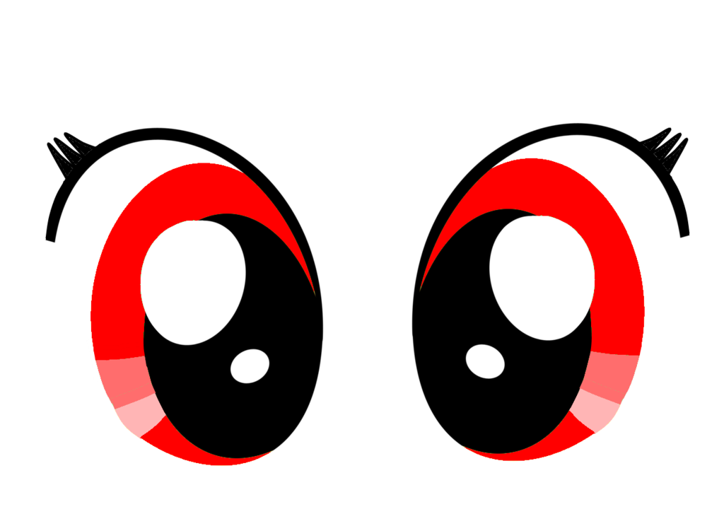 Eyes clipart printable. Free vector eye download