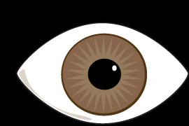 Free cliparts download clip. Eyeball clipart dark eyes