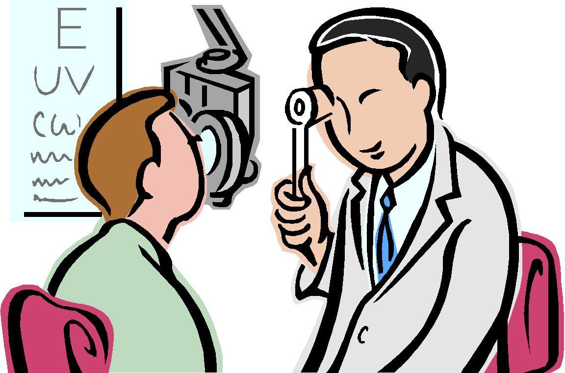 Eyeball clipart eye check. The eyes have it