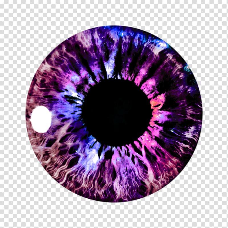 Eyeball clipart eye colour. Purple contact lens picsart