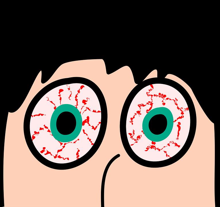 Bloodshot eyes png transparent. Eyeball clipart eye doctor