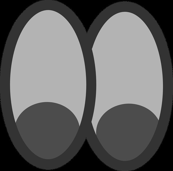 Eyeball clipart eye icon. Brown eyes eyesight pencil