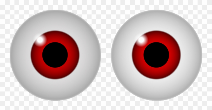 See eyes collection red. Eyeball clipart eye surgery
