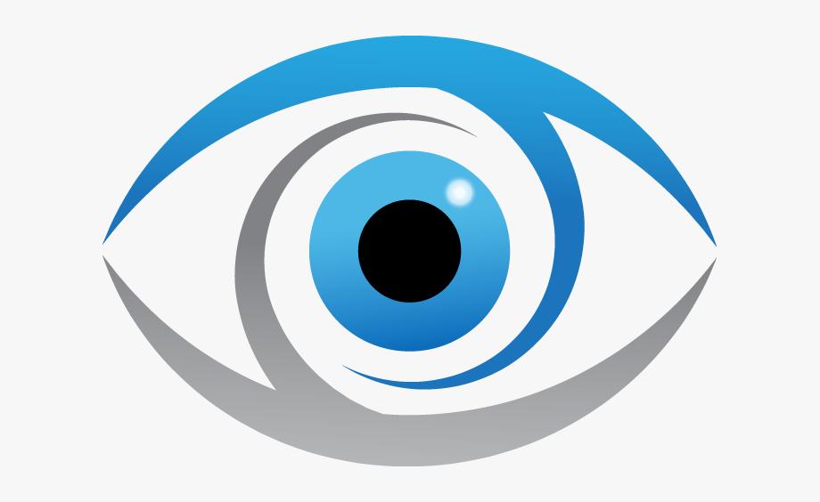 Banner black and white. Eyeball clipart eye symbol