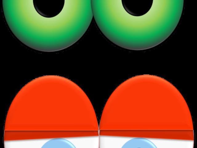 healthy eye huge. Eyeball clipart festival