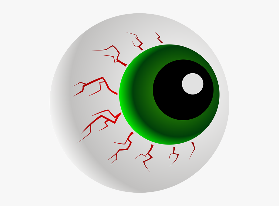 Spooky png free cliparts. Eyeball clipart glimpse