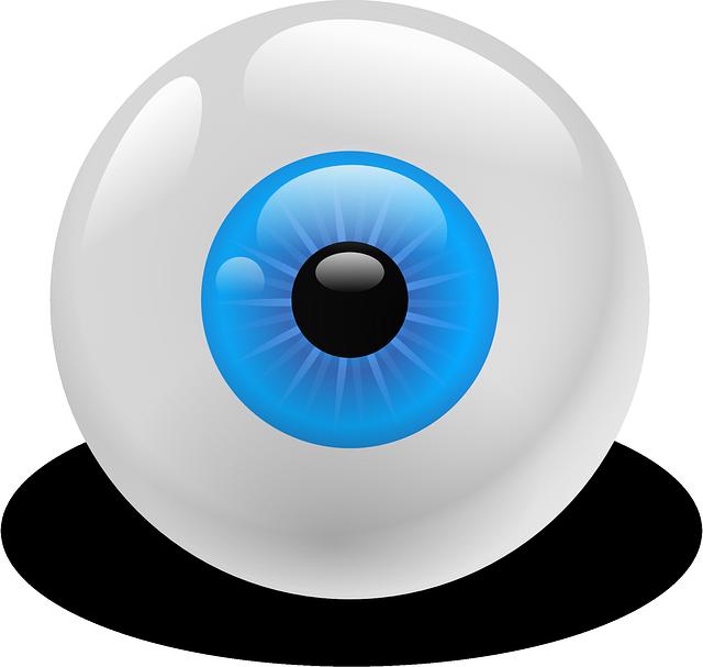 Eyes eye two symbol. Eyeball clipart mata