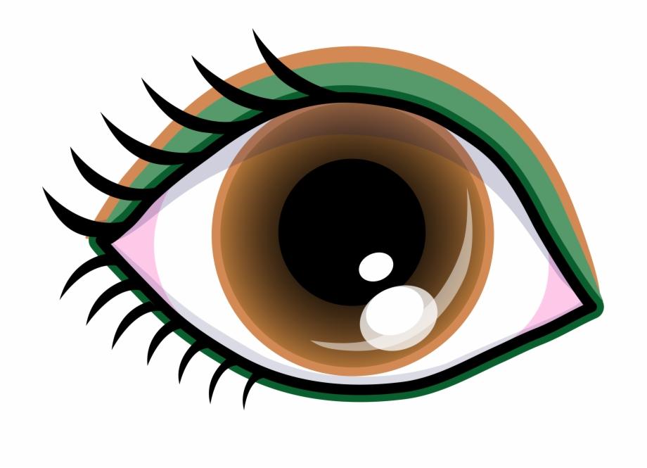 Eyeballs clipart eys. Picture stock eyeball one