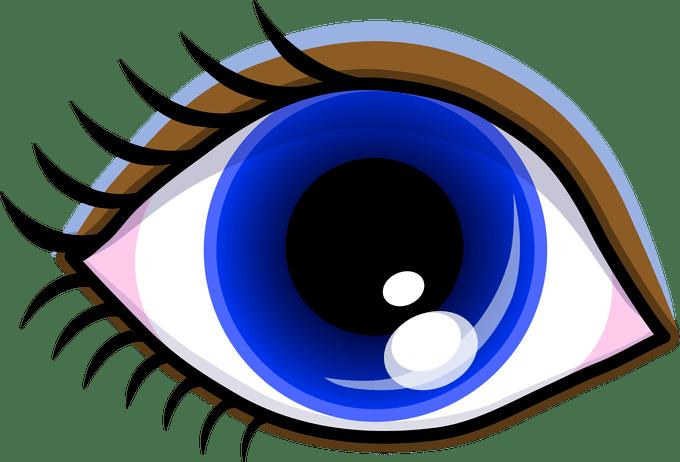 Clip art of eyes. Halloween clipart eyeball