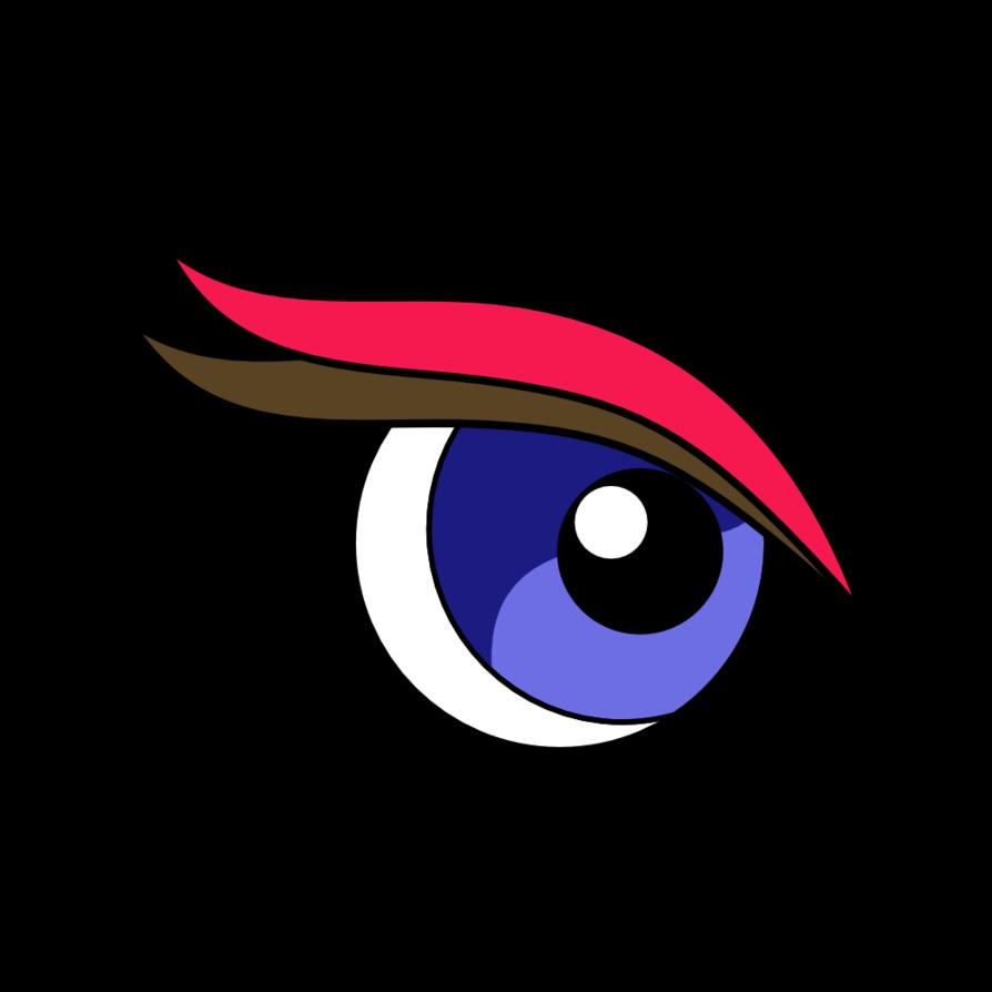 Fau eye by skylark. Eyeball clipart owl eyes