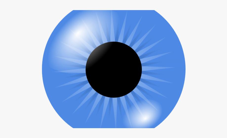 Blue eyes clip art. Eyeball clipart pupil eye