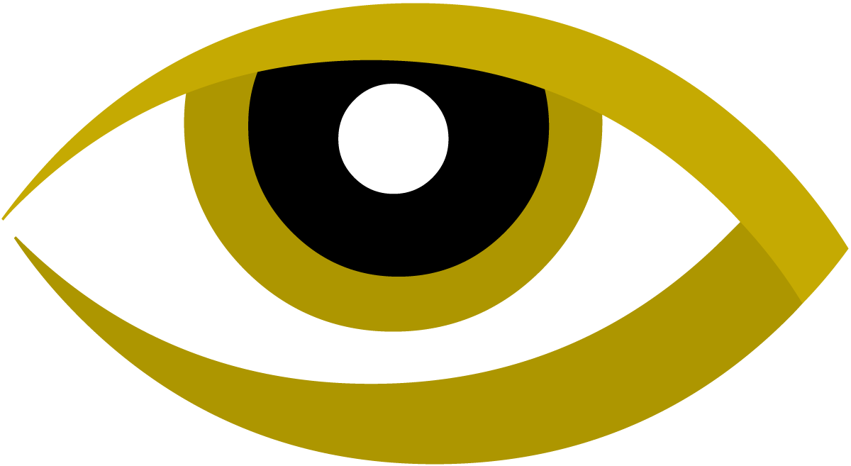 Eyeballs clipart eys. Eyeball logo design free