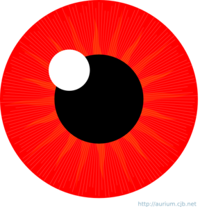 Free download clip art. Eyeball clipart red eye