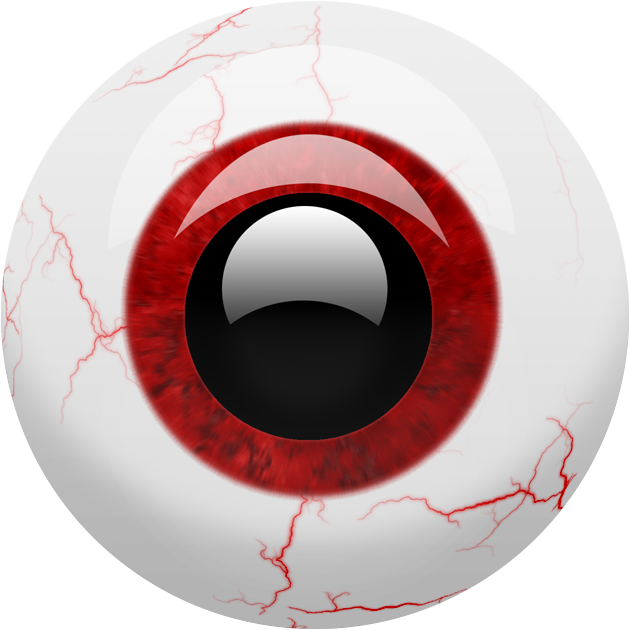 July do . Eyeballs clipart robot