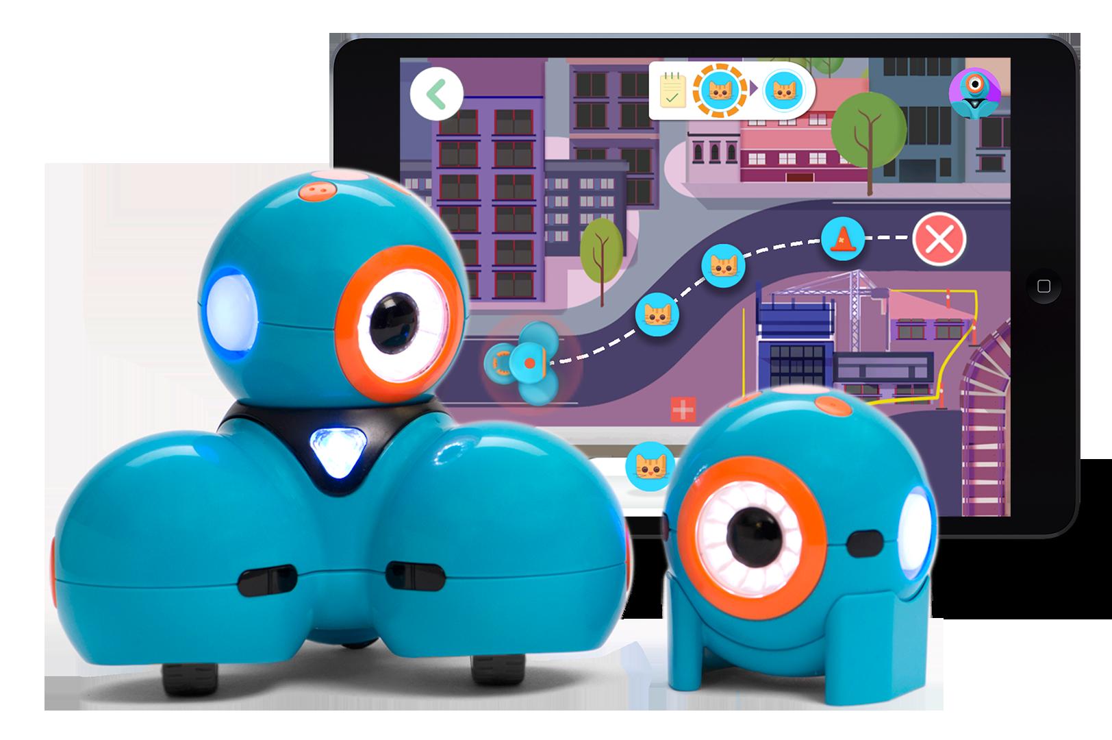 Eyeballs clipart robot. Wonder workshop dash dot
