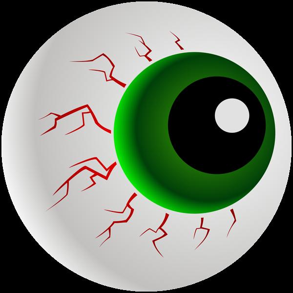 Gallery recent updates . Eyeballs clipart spooky