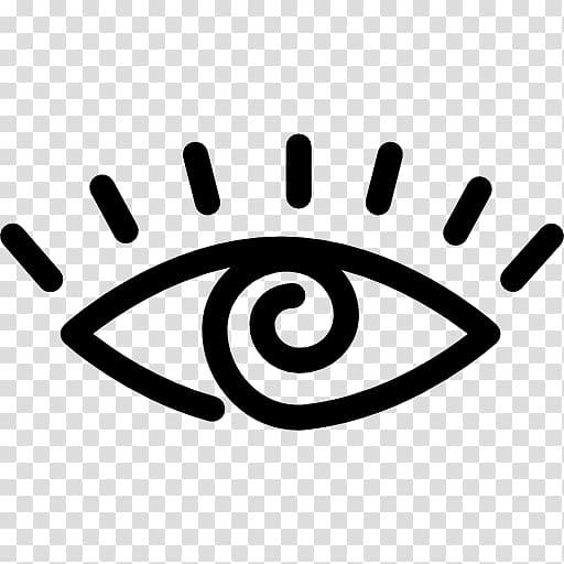 Eyeball clipart third eye. Human symbol clinic transparent