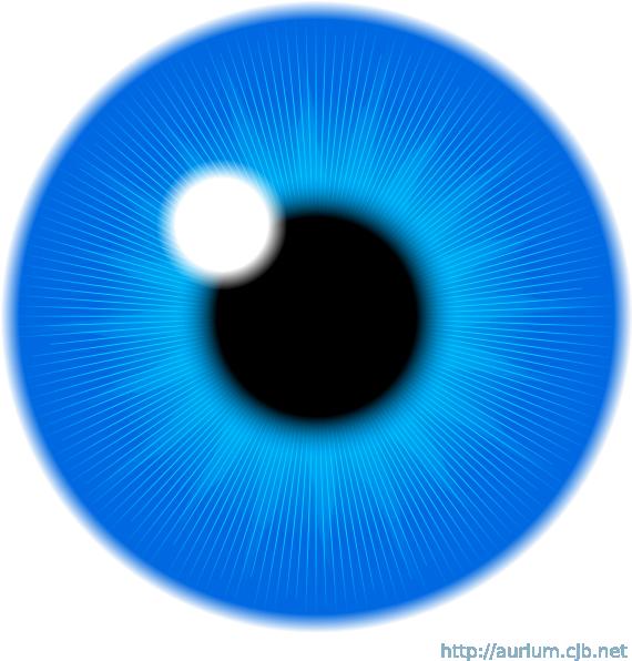 Eyeball clipart vein. Blue eye panda free
