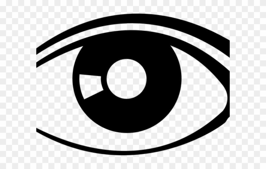 Gross media and information. Eyeball clipart visual