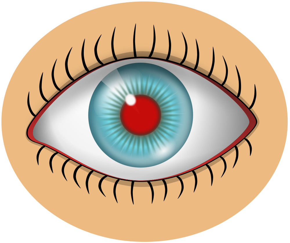 Eyeballs clipart bloodshot eye. File red svg wikimedia