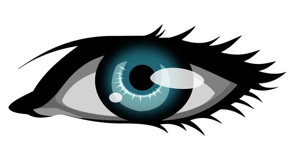 Vision clipart healthy eye. Free stock photo illustration