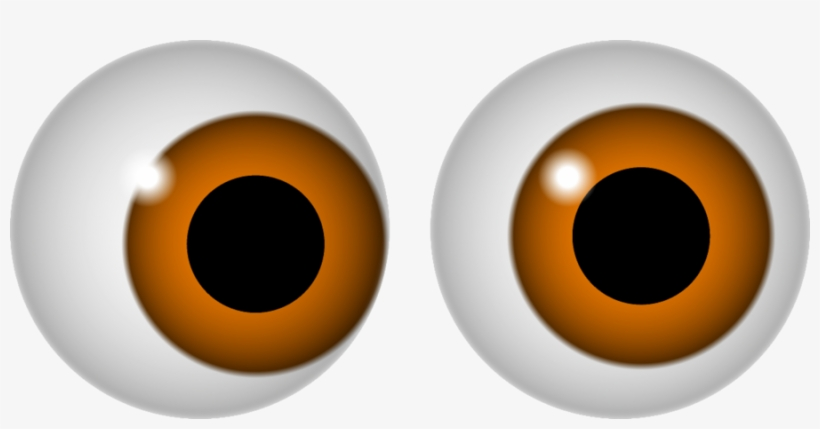 Brown eyeball eyes gif. Eyeballs clipart eye surgery
