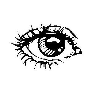 Eyeballs clipart eyeball line. Free eyes cliparts download
