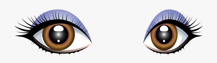Eyes png clip art. Eyeballs clipart female eye